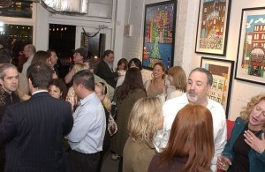 Art Show @ Trunkt Gallery in Tribeca