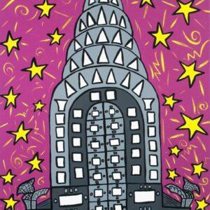 The Chrysler Building Print