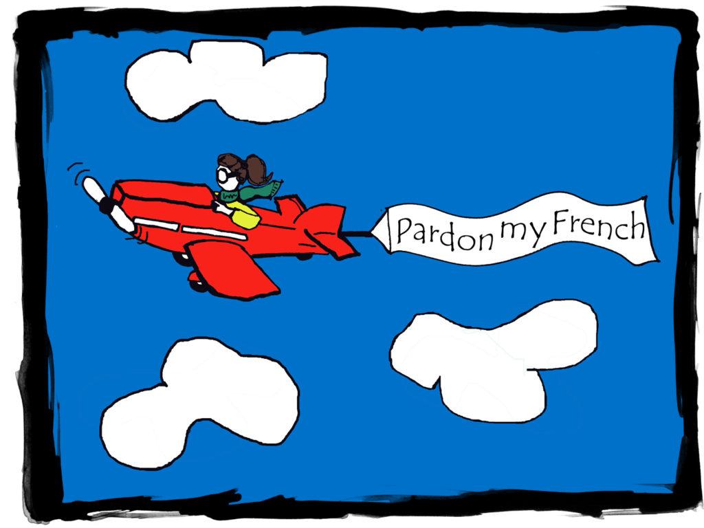 PardonmyFrenchgirlplane