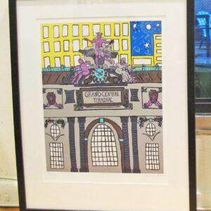 Grand Central Terminal Print