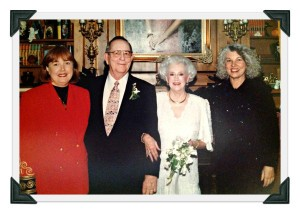 Granddaddy and Jean's Wedding
