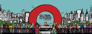 Loving Artwork Commissioned for Global Citizen Festival