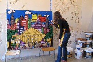 Art Tour @ NRG Energy in Princeton,NJ