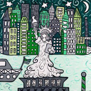 Emerald City Print