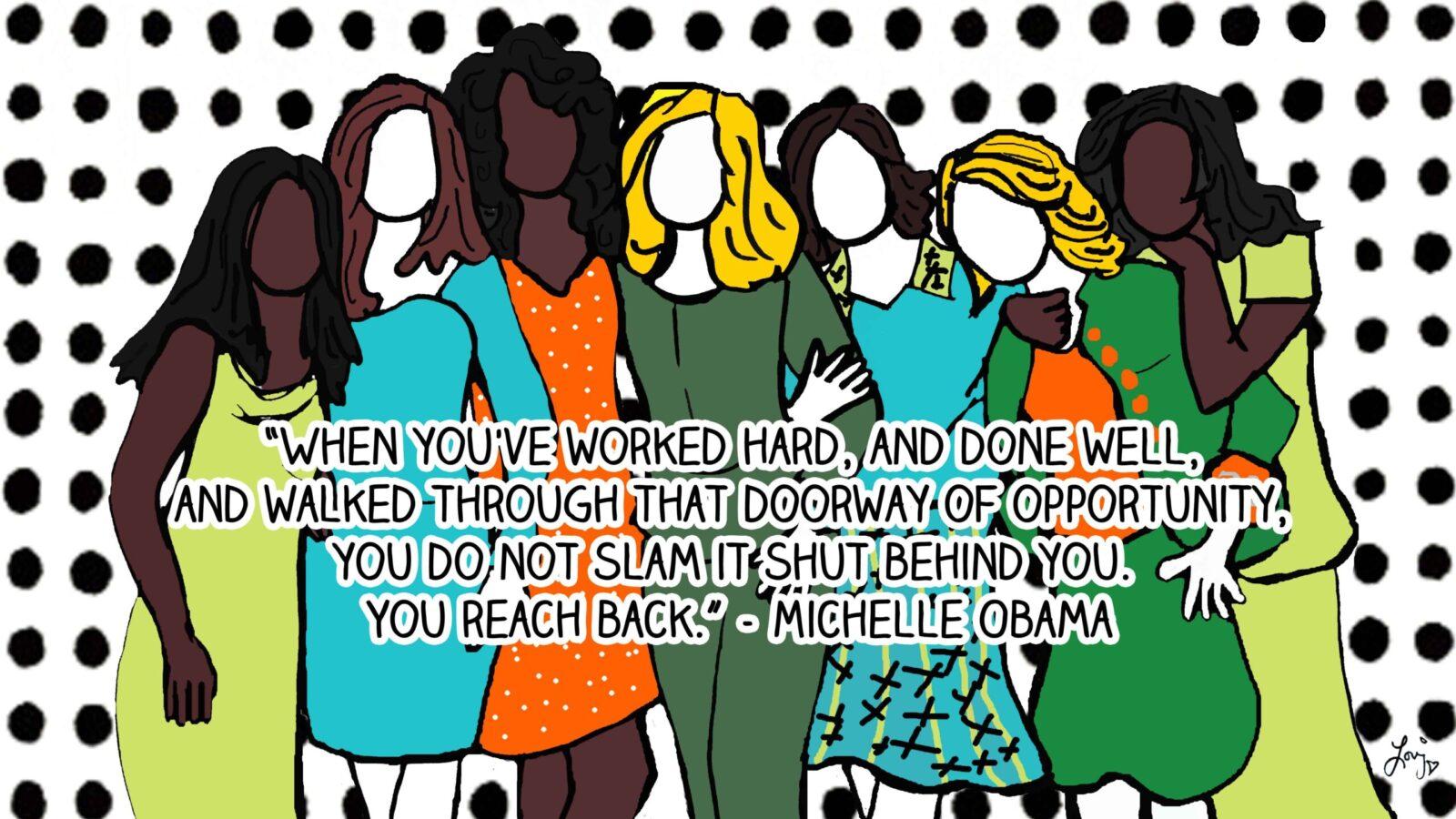 CNN International Women's Day: Inspiring Words Transformed into Images