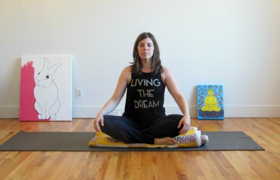 Yoga Interrupted