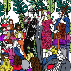 Ocean Reef Cabaret Print