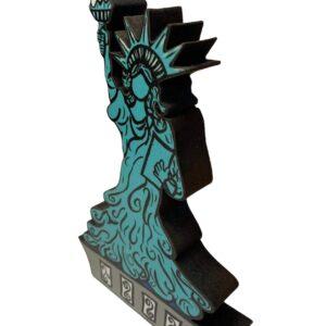 Lady Liberty Pop Block