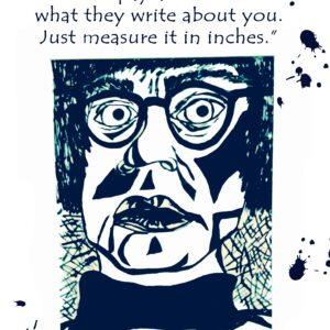 Andy Warhol Tile
