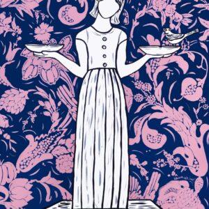 Bird Girl (Lorraine) Print