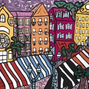 Cours Saleya Print