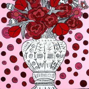 La Vie en Rose Print