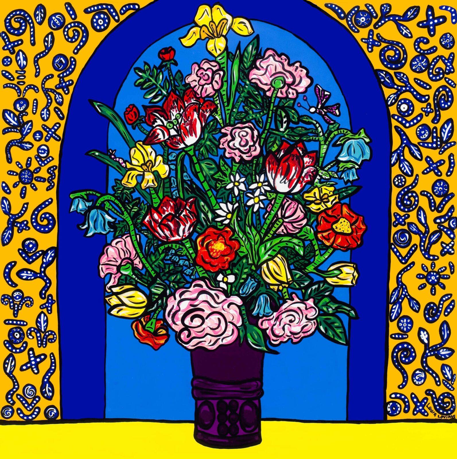 Petals of Provence Print