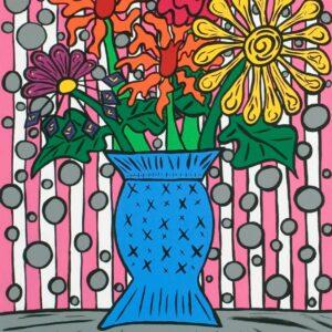 Flowers for Eloise Print